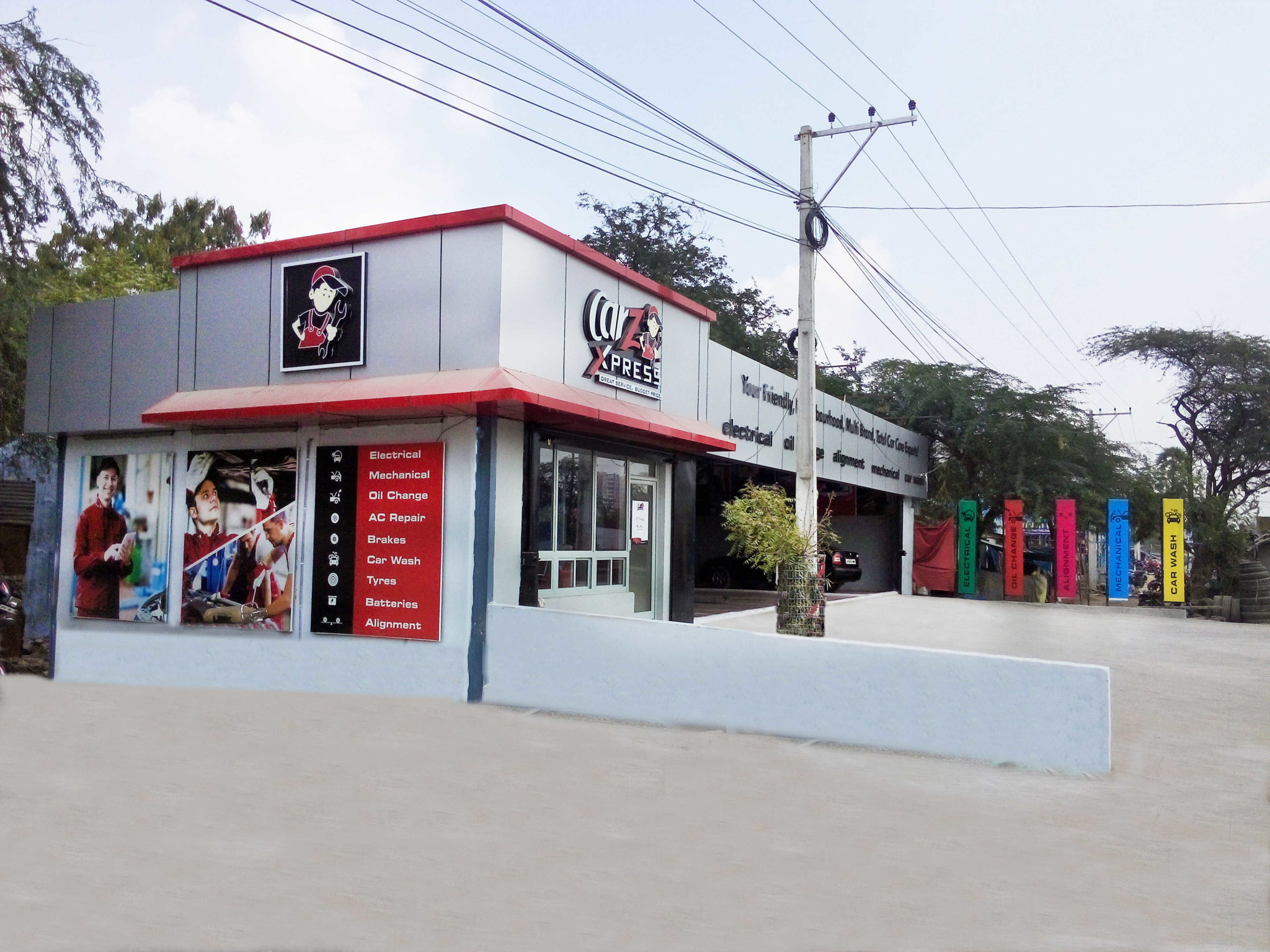 Best Car Dealership Franchise Opportunities Hyderabad, India | Carz